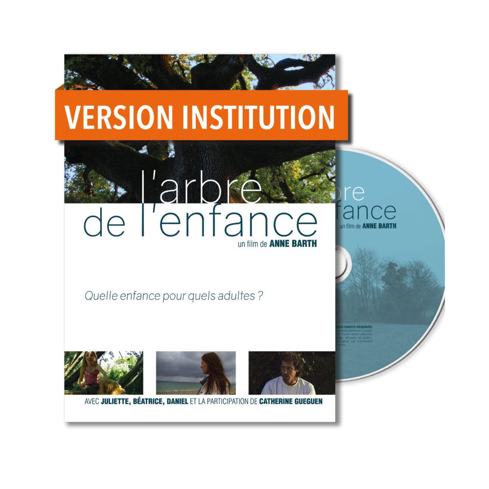 DVD pour les institutions